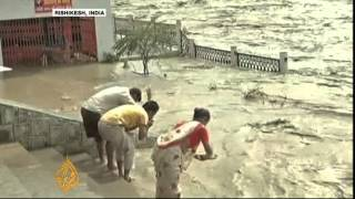 Military deployed to rescue India flood victims