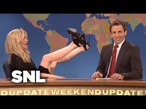 Weekend Update: Rebecca Larue - Saturday Night Live