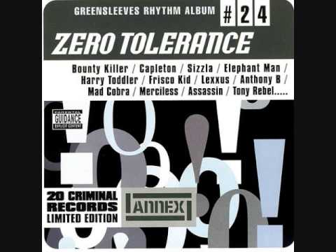 Zero Tolerance Riddim (2002) By Dj.wolfpak video