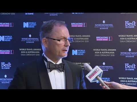 Michael Muller, general manager, Hong Kong SkyCity Marriott Hotel