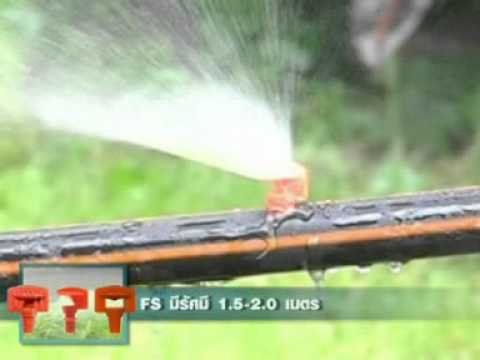 S0611 ระบบน้ำเกษตรอินทรีย์ #1ดินและน้ำ