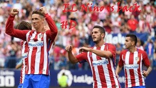 Fernando Torres El Nino is back 2016/2017