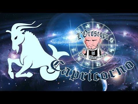 Capricorno - Oroscopo di Don Alemanno 2014