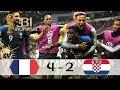 França 4 X 2 Croácia Melhores Momentos HD FRANÇA CAMPEÃ FINAL Copa Do Mundo 2018 mp3
