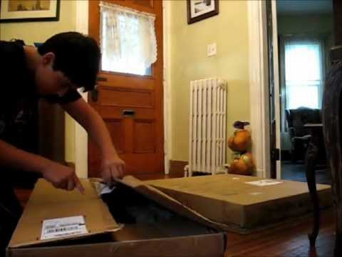 Synyster Gates Guitar Unboxing (Custom-S)