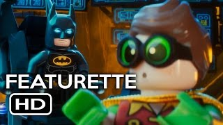 The LEGO Batman Movie Featurette - Behind the Bricks (2017) Will Arnett Animated Movie HD