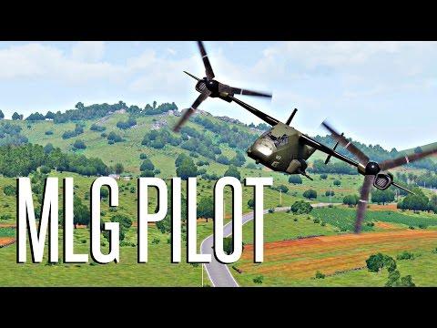 MLG BLACKFISH PILOT - ArmA 3 Apex Wasteland