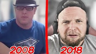 What 10 Years Of Youtube Experience Looks Like