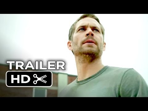 Brick Mansions Official Trailer #1 (2014) - Paul Walker Action Movie HD