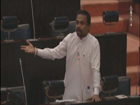 wimal questions govt|eng