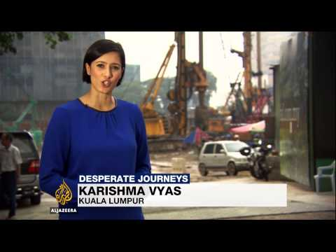 Malaysia cracks down on illegal workers