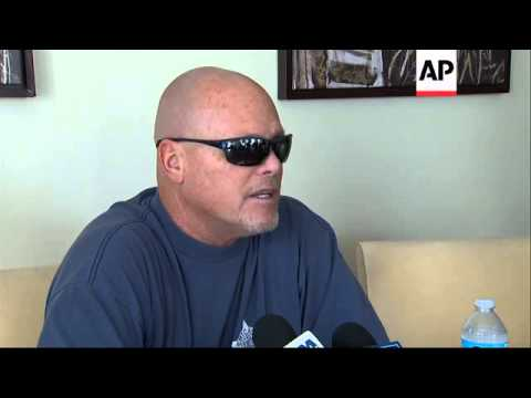 Former Chicago Bears quarterback Jim McMahon discussed his struggles with early onset dementia and d