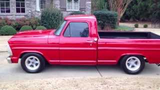 1970 Ford F-100 Stroked Big Block Cobra Jet walk around
