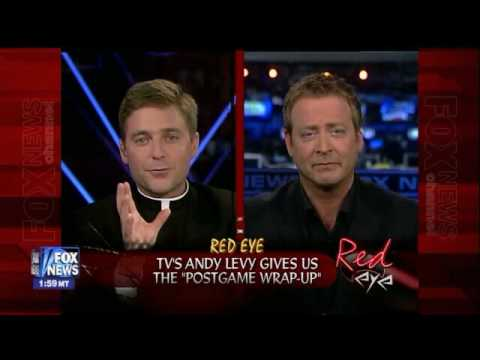 Red Eye On FOX News - 1st Appearance by GWAR...