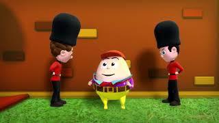 Nhạc Thiếu Nhi Tiếng Anh | Humpty Dumpty