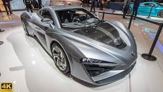 ARCFOX GT STREET EDITION - GENEVA MOTOR SHOW [2019 4K]