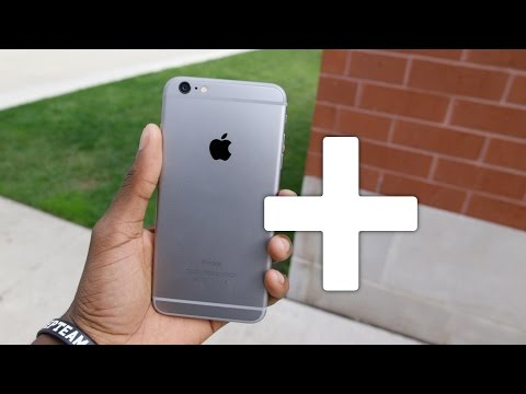 Apple iPhone 6+ Review!