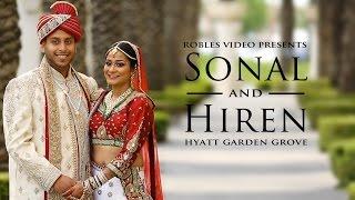 Sonal Patel & Hiren Patel - Cinematic Same Day Highlights (Gujarati Hindu)