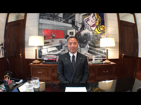 郭文贵5月23日报平安直播视频