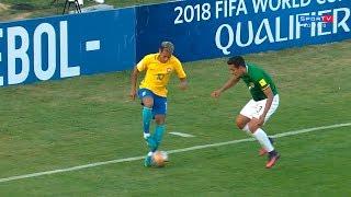 Neymar vs Bolivia (Away) HD 1080i (05/10/2017)