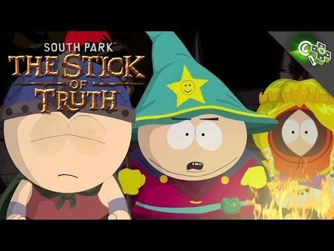 South park как сделать