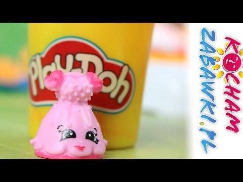 Wesoła Kuchenka - Shopkins & Play-Doh - Bajki i Kreatywne Zabawki dla dzieci