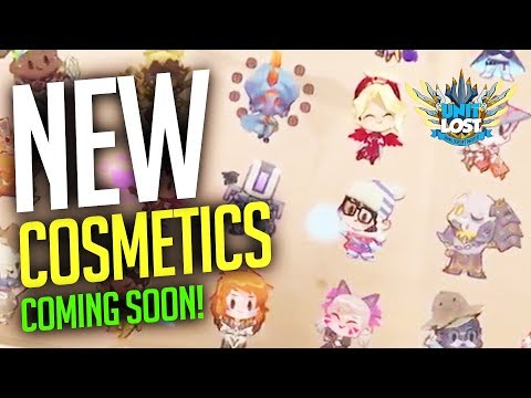 Overwatch - NEW Cosmetic Items Revealed! / Movement Update Explained!