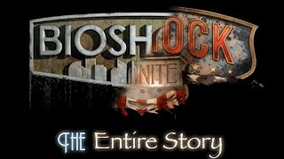The Story of BioShock: From 1 2 Infinity