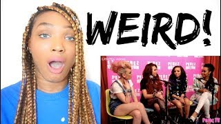 Why Little Mix Album Is Called Get Weird REACTION