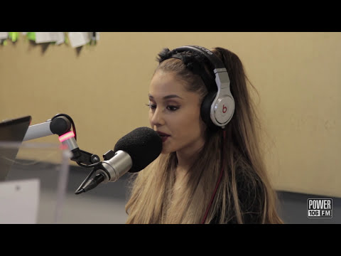 Ariana Grande Talks On Stage Mishaps, My Everything, Chris Brown+More