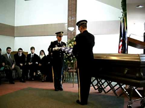 Military Honors for Dad