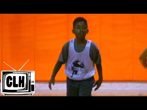 4'7 Basketball Phenom Khary Sykes - Heart Over Height - Class Of 2022 Basketball video