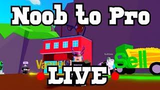 Vacuum Simulator Noob to Pro Live!
