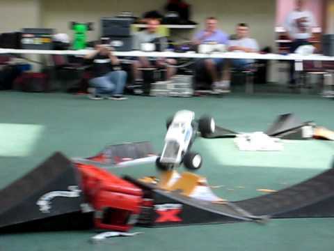 Cierra's Tie-Breaker Freestyle - Spring Nationals 2010