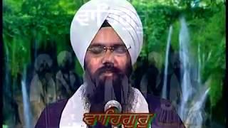 Sadha Sarnee Jo Pave Shabad By Bhai Manpreet Singh Kanpuri