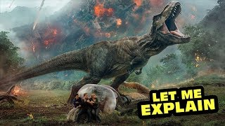 Jurassic World 2 Ain't COMPLETE Trash    Explained in 7 Minutes
