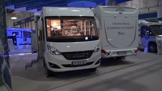 Great small RV : Hymer B504DL review