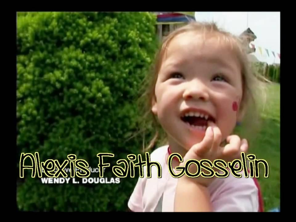 Alexis Faith Gosselin