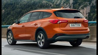 2019 Ford Focus Active - Great Wagon