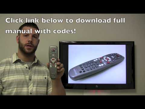 How to Unlock Cable Box universal remote control - Comcast - Xfinity