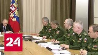Владимир Путин раскрыл планы по использованию российского супероружия - Россия 24