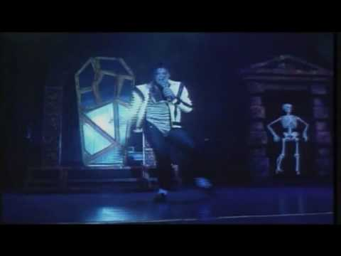Michael jackson - Thriller Dangerous Tour 92.