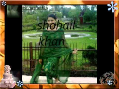 khawab ban jar hi chale aao by sohail khan