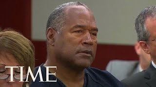 O.J. Simpson Will Make A Plea for His Freedom At A Parole Hearing On Live TV   TIME