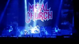 Watch Metal Church Beyond The Black video