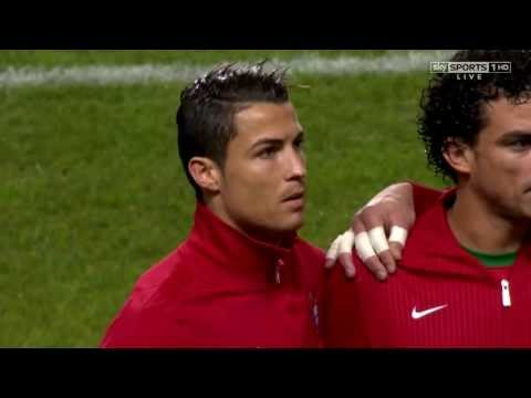 Cristiano Ronaldo Vs Sweden Away (english Commentary) - 13-14 Hd 720p By Crixronnie video