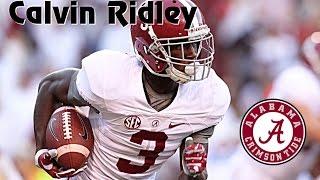 Calvin Ridley || Sophomore Highlights || 2016