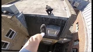 How we did it! London Rooftop Escape 🇬🇧