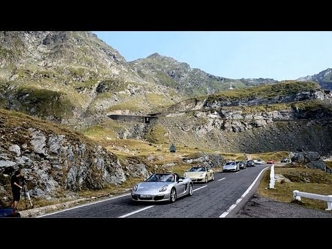 Porsche Performance Drive 2012 - Best Moments