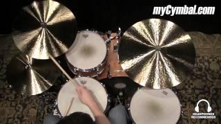 "Paiste 22"" Formula 602 Modern Essentials Ride Cymbal (1141622-1051414HH)"